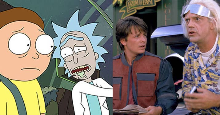 19 things you should definitely know if you watch rick and morty