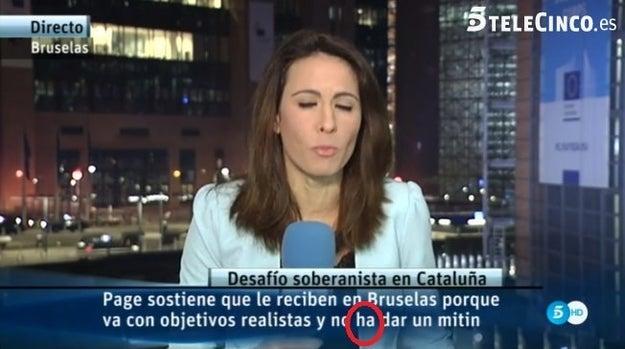 Este momento en que no encontraron a ningún corrector de textos en todo Telecinco.