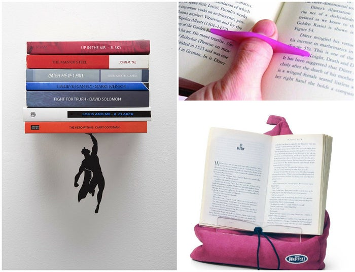 This week, we scoured the Movers and Shakers list for the best value-for-money products on Amazon India for all the book lovers in the land. We found a bunch of cool shit that you can use to read more comfortably, redecorate your room to showcase that you are indeed an avid reader, and even a couple to accessorise while letting your geek flag fly high.
