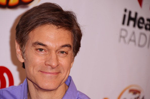 """I've struggled a lot with my muslim identity,"" Dr. Oz told PBS. ""As a Turk, growing up in America with one parent from one side of the religious wall and one parent from the other side, and of course America clearly supporting the secular background, I found myself tugged more and more towards the spiritual side of the religion, rather than the legal side of the religion."""