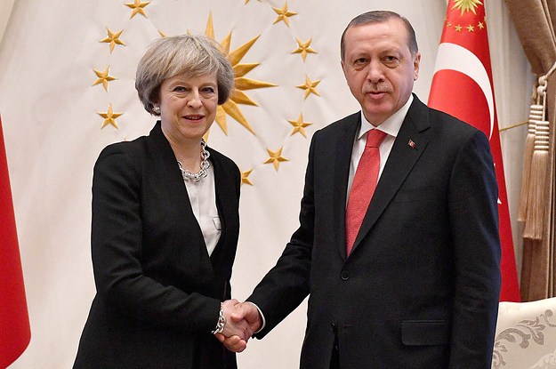 Britain Is Going To Help Turkey Build Fighter Jets Despite Concerns About Human Rights
