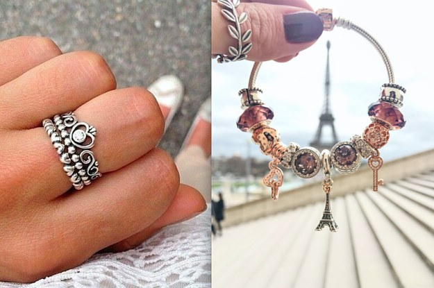 12 Pandora Rings And Bracelets You Ll Want For Valentine S Day