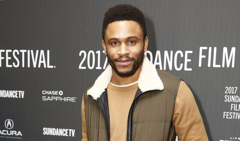 Nnamdi Asomugha, actor and producer, Crown Heights