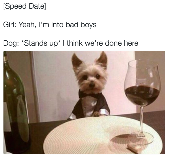 This bad date: