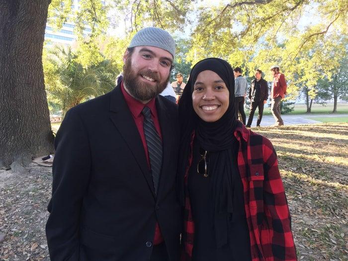 Nicholas and Ejaab Pierce