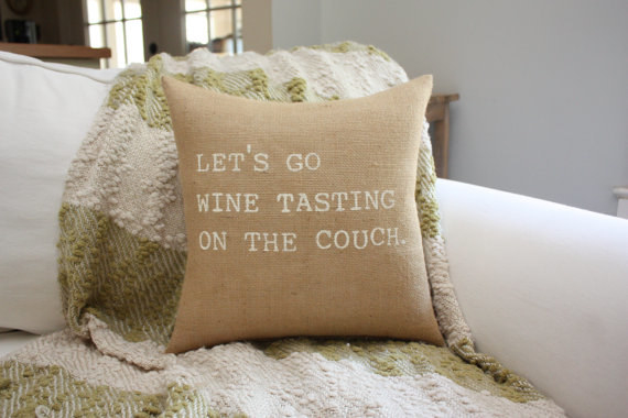 Make plans with your couch.