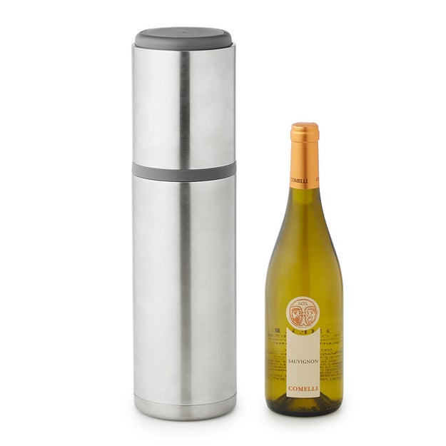 Make sure your wine is always the right temperature no matter where you go.