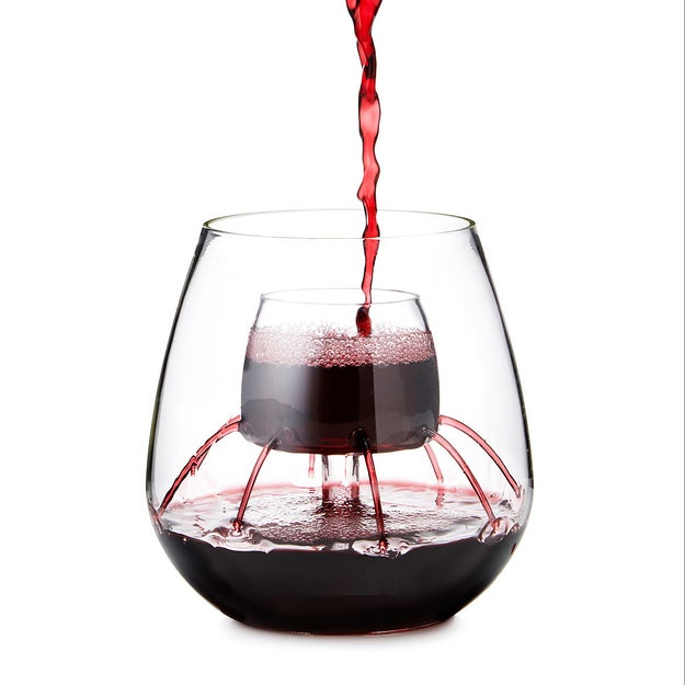 Aerate, then drink up.