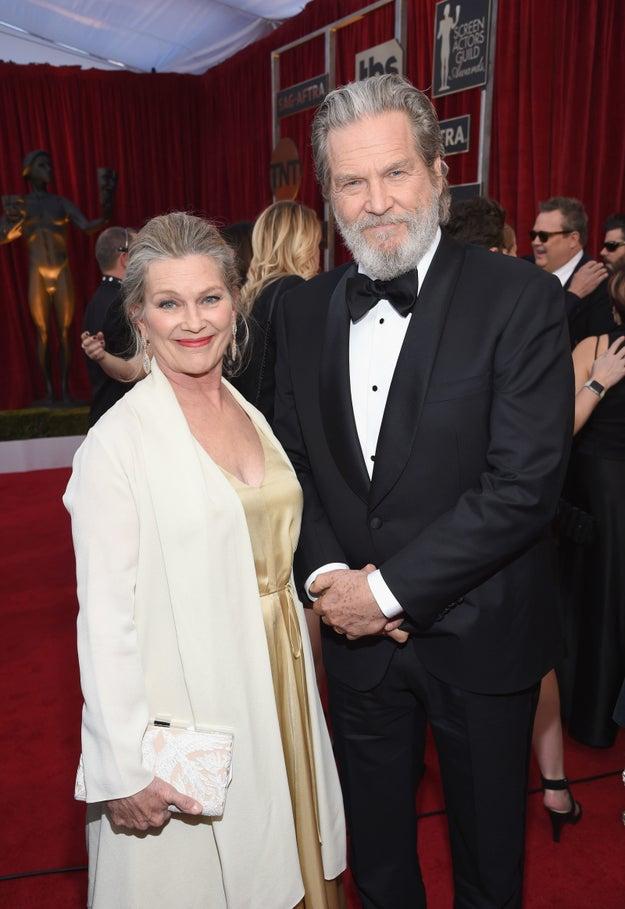 Jeff Bridges (with Susan Geston)