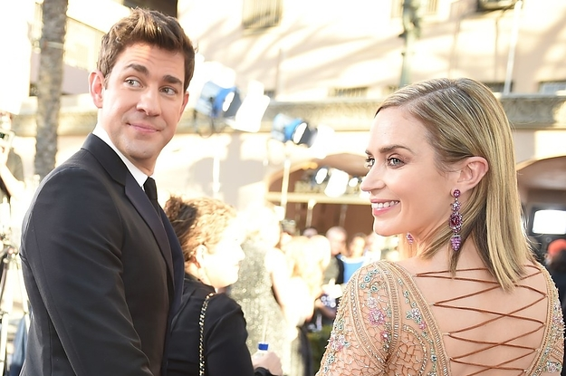 12 Celebrity Couples At The SAG Awards