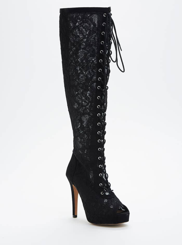 1b5662c6779 18 Gorgeous Boots That'll Actually Fit Women With Wide Calves