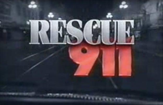 Rescue 911...