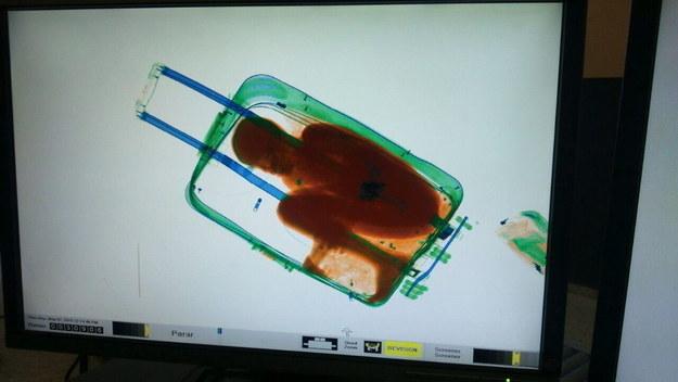 Uma tentativa similar ocorreu em Ceuta em 2015, quando um menino de 8 anos da Costa do Marfim foi descoberto dentro de uma mala pelos guardas de fronteira através do raio x.