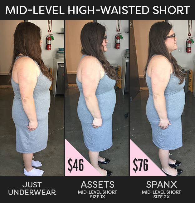 This Is How Differently Priced Spanx Can Actually Make Your Body Look