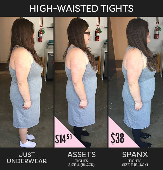861b819cdf This Is How Differently Priced Spanx Can Actually Make Your Body Look