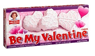 Or on the ultimate Valentine's Day treat:
