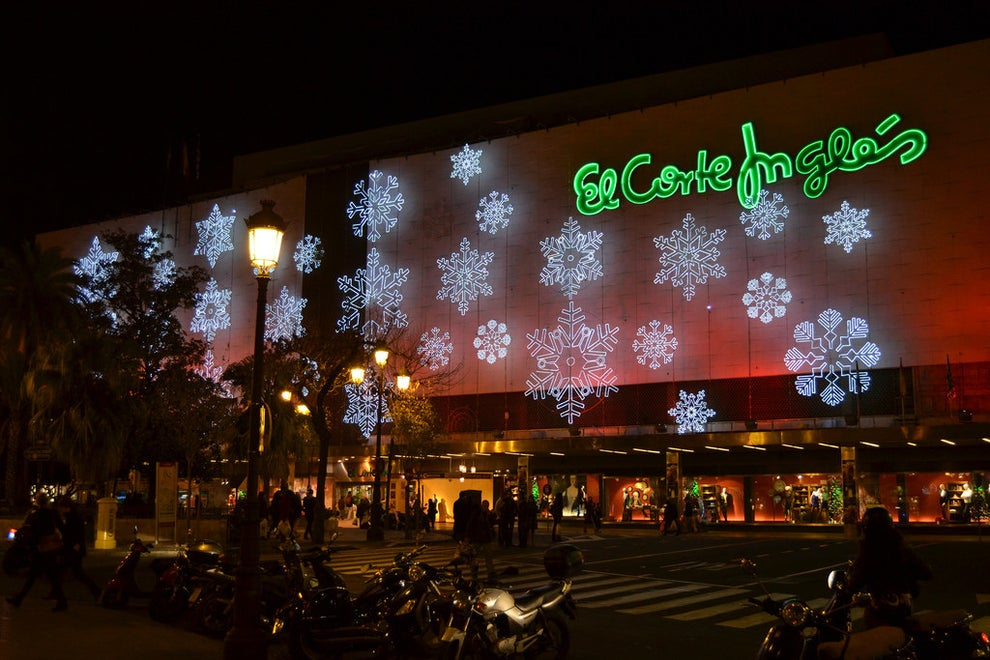 El Corte Inglés was seriously the best one-stop shop on the planet.