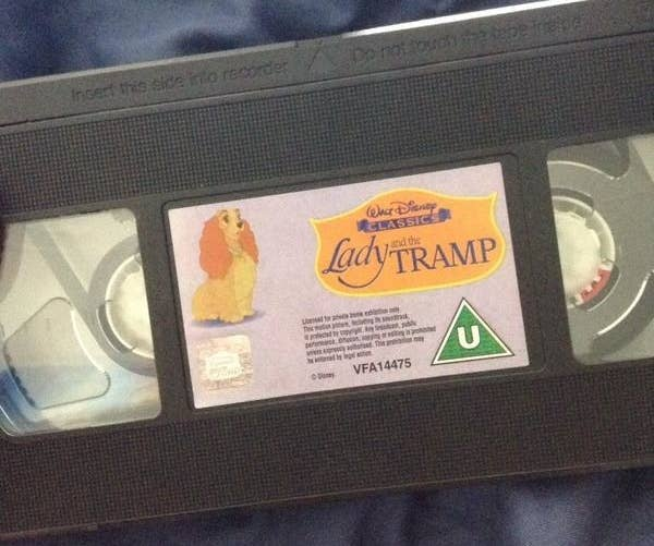 """""""Be kind, rewind!"""" was your mantra."""