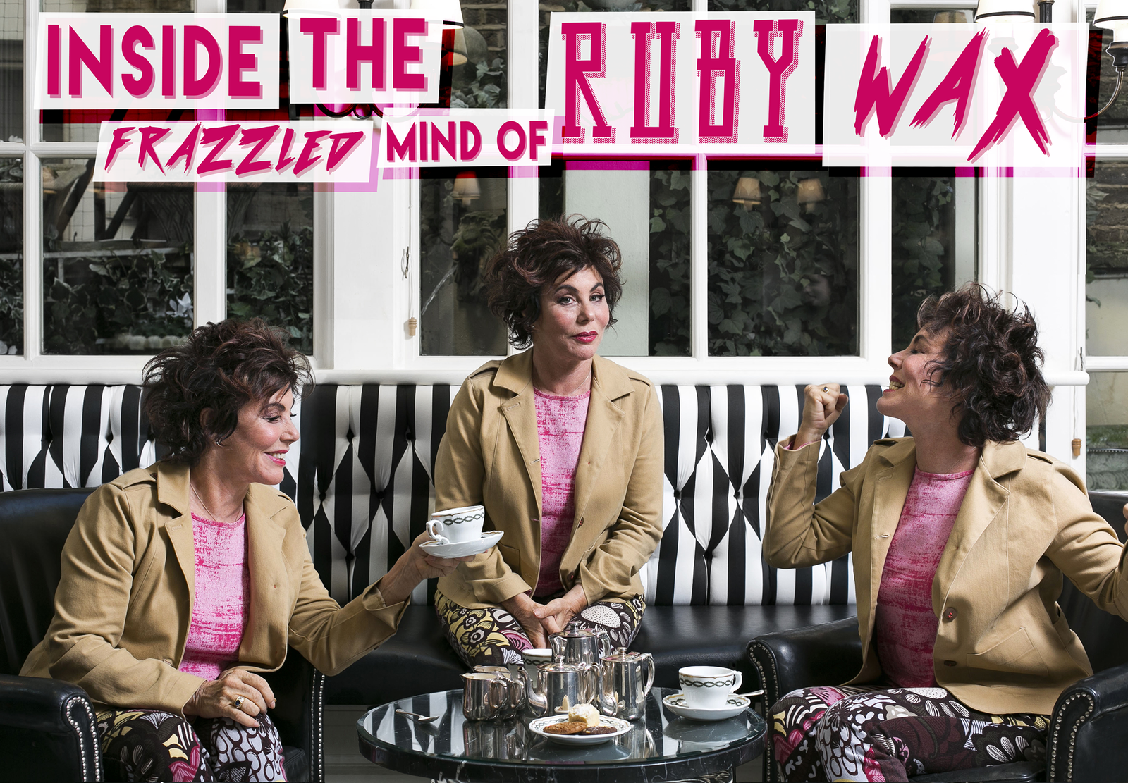 This Is What Ruby Wax Wants You To Know About Mindfulness