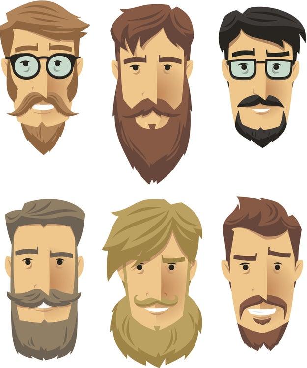 Desde tiempos inmemorables, los hombres han portado orgullosamente su vello facial.