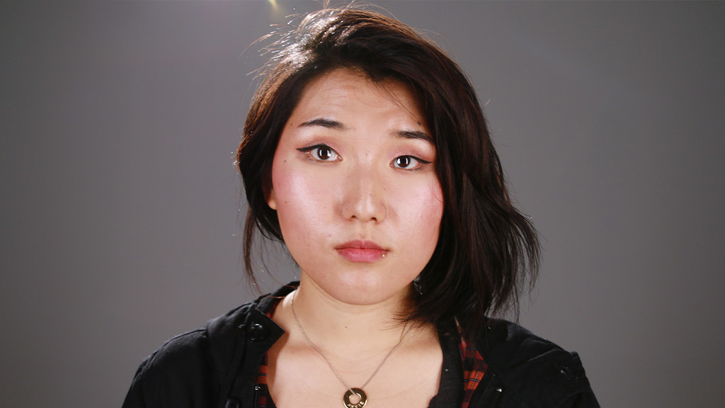 Koreans Got Photoshopped With Double Eyelids And It Was So Weird