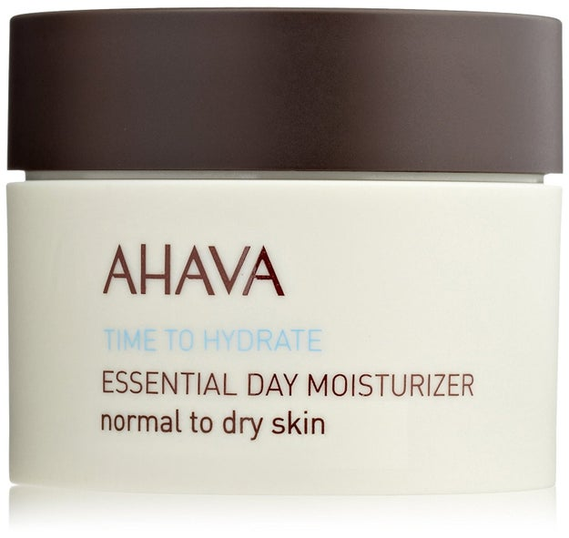 A daily moisturizer that's like a tall glass of water for your face and neck, AKA is actually hydrating.