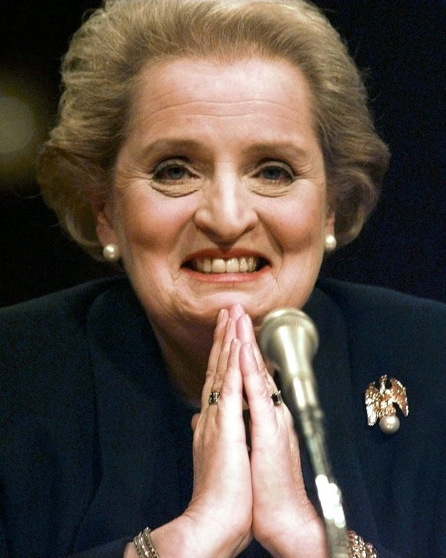 Madeleine Albright, Czechoslovakia
