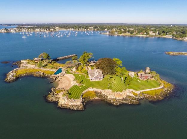 Tavern Island, Connecticut, USA, $10.99 million