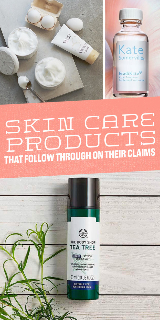 22 Skin Care Products That Actually Do What They Say They Will