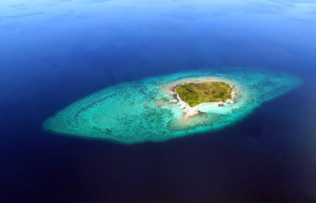 Moho Cay, Central America, $4.25 million