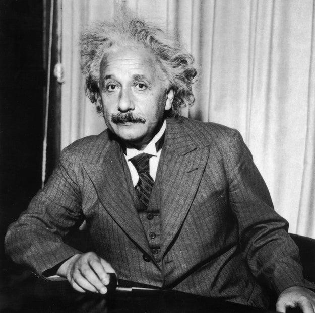 Albert Einstein, Germany