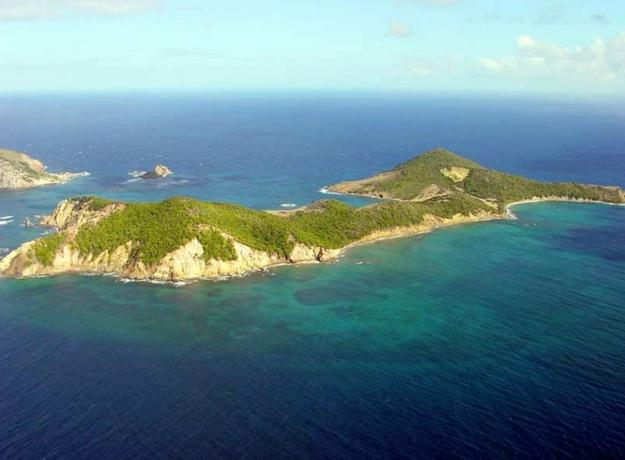 Baliceaux Island, Caribbean, $30 million