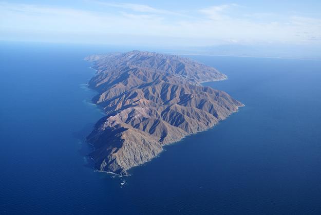 Cerralvo Island, Central America, $20 million