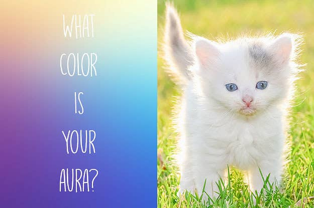This 15-Question Quiz Will Reveal What Color Your Aura Is