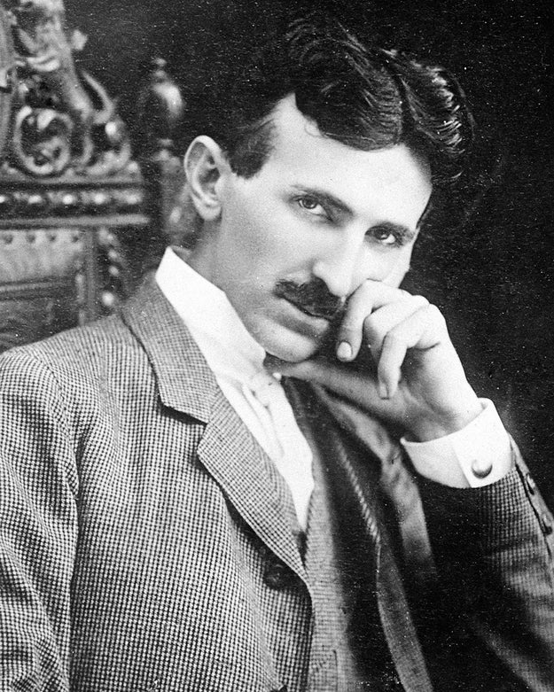 Nikola Tesla, modern-day Croatia