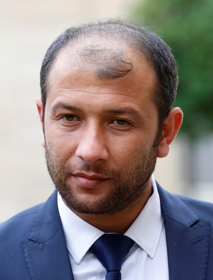 White Helmets leader Raed Saleh