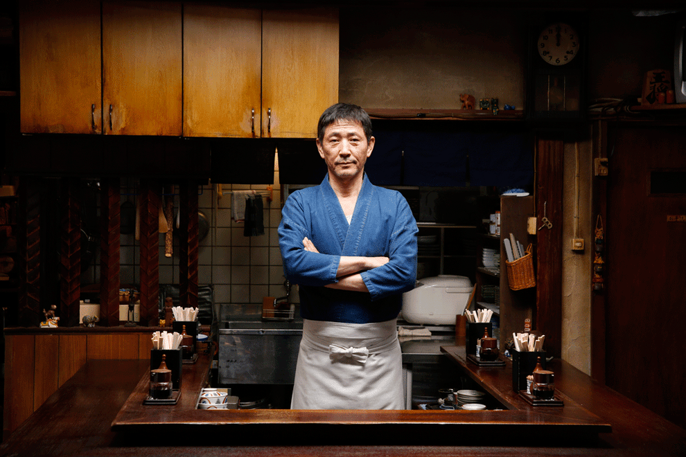 """Midnight Diner"""