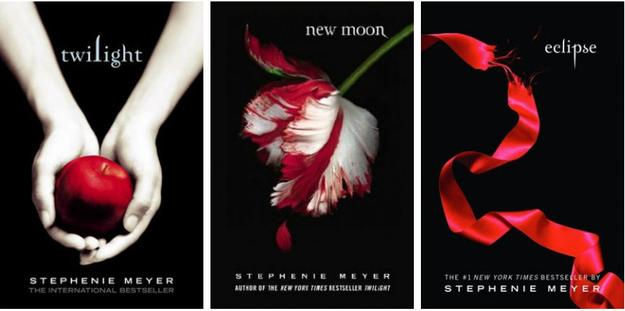 Hating on Twilight books.