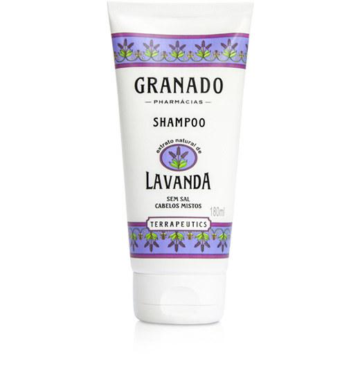 Shampoos da Granado.