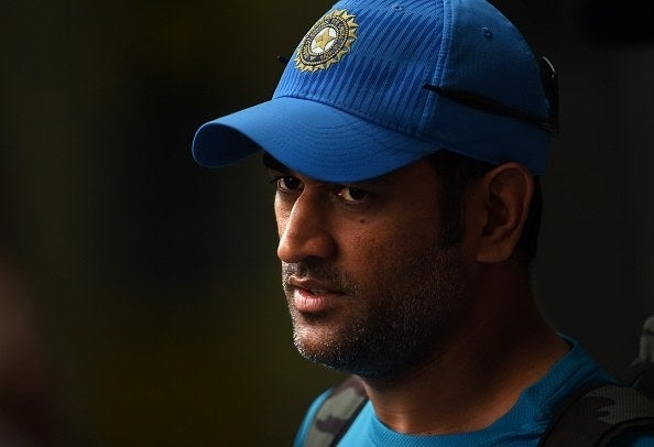 Image result for ms dhoni sad wt20