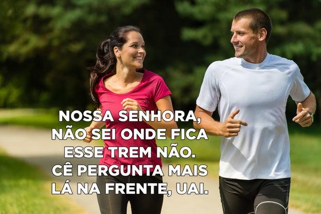 Andando pelas ruas de Belo Horizonte, alguém te pergunta uma informação e você já acha que é local.