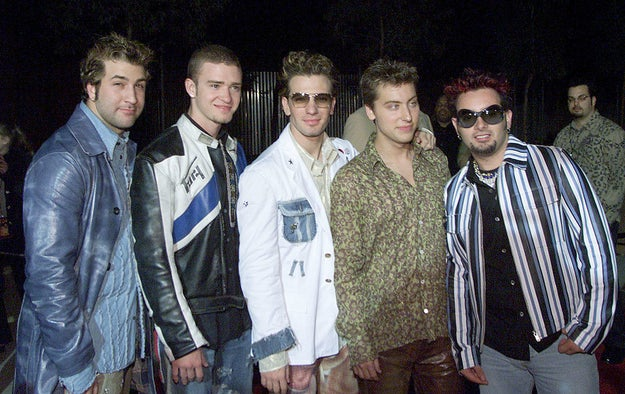 Okay, so everyone agrees *NSYNC is the greatest boy band of all time.