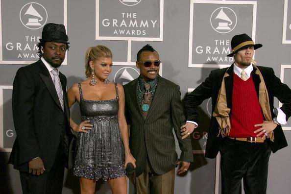 The Black Eyed Peas, in general.
