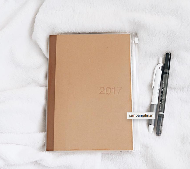 Start journaling. Write down what happened in your day, what you hope to accomplish, and what's going on in your world.