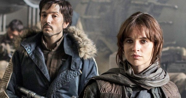 Mexican actor Diego Luna is one of the stellar lead cast in Rogue One.