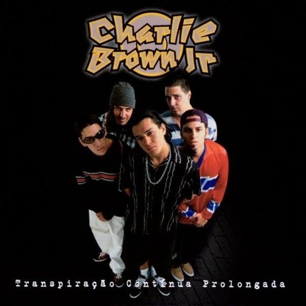 No mesmo ano em que os caras do Charlie Brown Jr. invadiram a cidade.