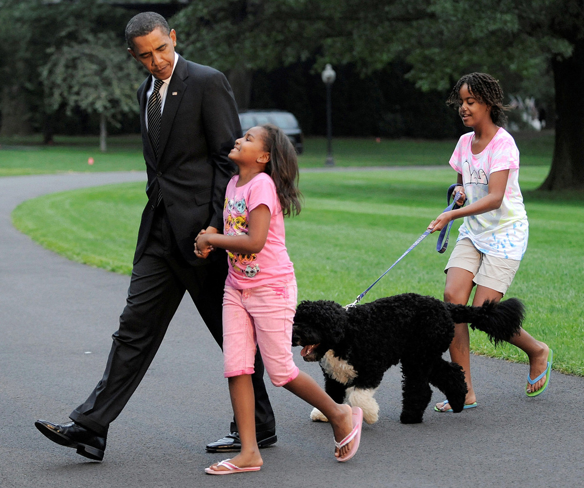44 Of The Most Iconic Pictures Of President Barack Obama