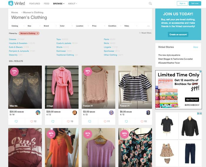 e65522911fb The Best Places To Buy Used Clothing Online