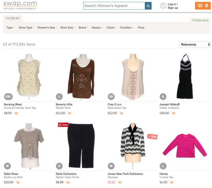 12 Of The Best Places To Buy Used Clothing Online