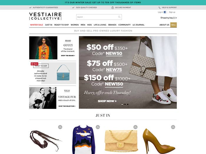 992e06b56cf The Best Places To Buy Used Clothing Online